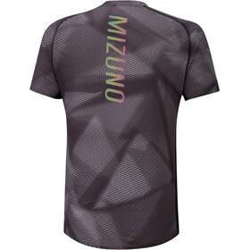 Mizuno Aero Graphic Koszulka Mężczyźni, black
